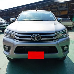 HILUX REVO BASIC VERSION