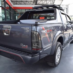 +2500 US$ for TRD Accessories