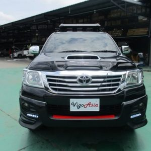 +2100 US$ for TRD Accessories